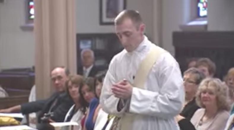 Fr. Sliwa's Ordination to the Priesthood of Jesus Christ