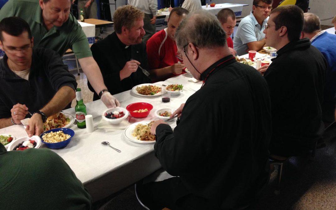 2015 Priest-Seminarian Picnic