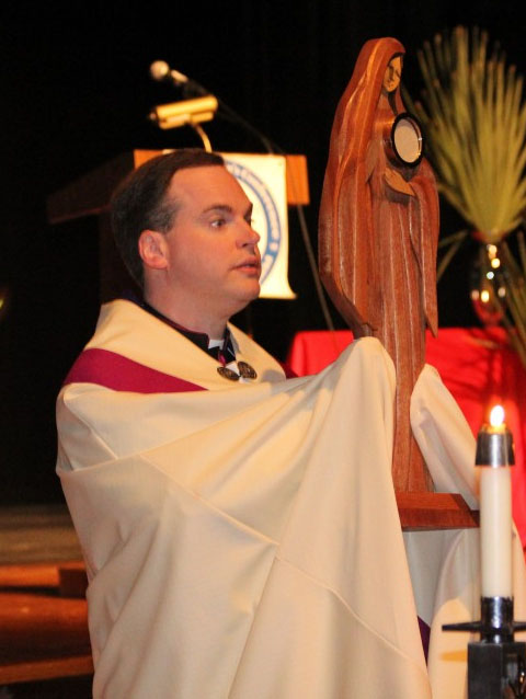 Msgr. Christopher D. Connelly