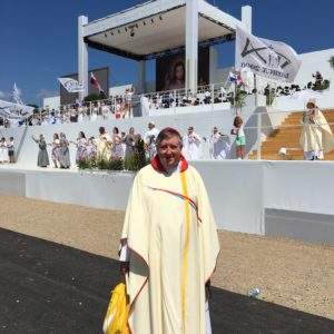 Bishop Rozanski at World Youth Day 2016