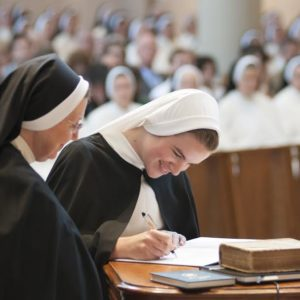 Domincan Sister Allison Evans-from St. Patrick, Monson