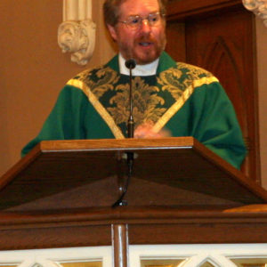 Father Doug McGonagle – Preaching